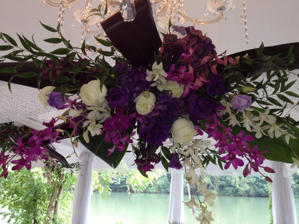 Huppa Wedding Flowers