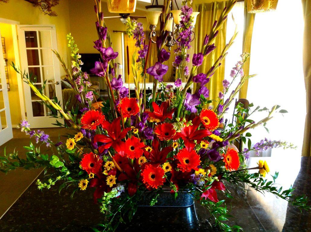 Colorful mix - gerber daisies